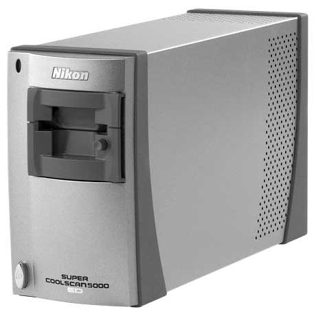 Nikon Сканер Nikon Super Coolscan 5000 ED