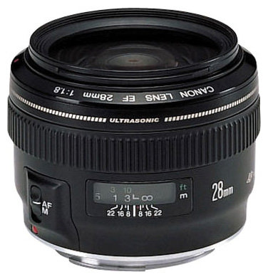 Canon Объектив Canon EF 28mm f/1.8 USM