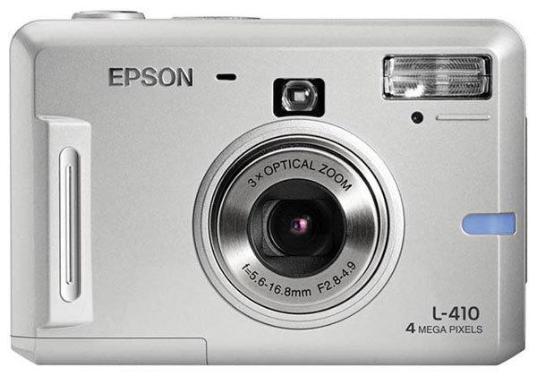 Фотоаппарат Epson PhotoPC L-410