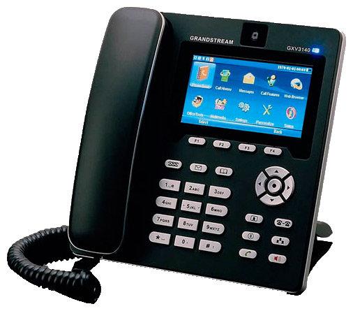 Grandstream VoIP-телефон Grandstream GXV3140