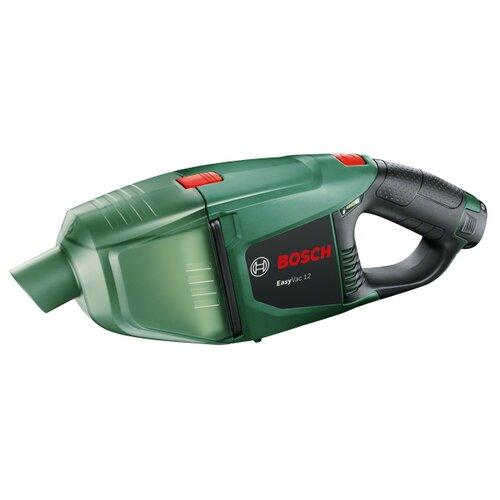 Строительный пылесос BOSCH EasyVac 12 Set зеленый