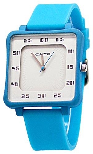 Наручные часы Kawaii Factory Geometrical (голубые)