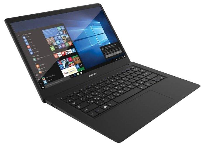 Ноутбук Digma citi e401 atom x5 z8350/4gb/ssd32gb/intel hd graphics 400/14.1