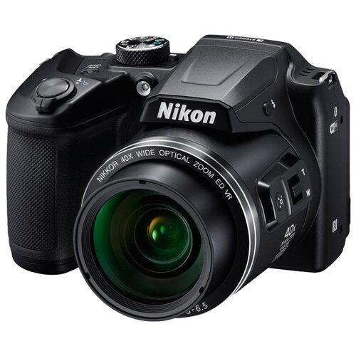 Купить Фотоаппарат Nikon Coolpix B500 черный