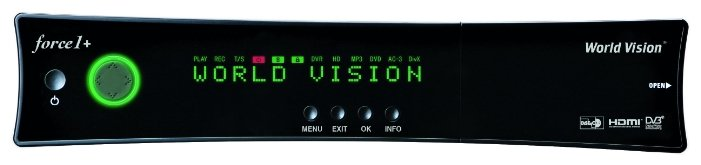 World Vision TV-тюнер World Vision force1+