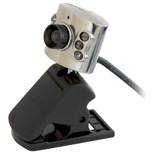 Веб-камера Ritmix RVC-017M черный