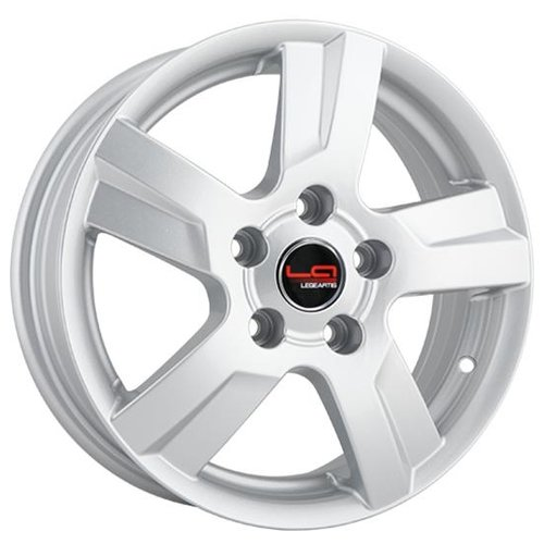 Фото - Колесный диск LegeArtis NS130 5.5x15/5x114.3 D66.1 ET40 Silver колесный диск legeartis ns48 6 5x16 5x114 3 d66 1 et40 white