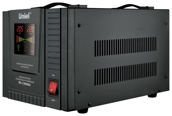 Стабилизатор напряжения Uniel RS-1/2000LS