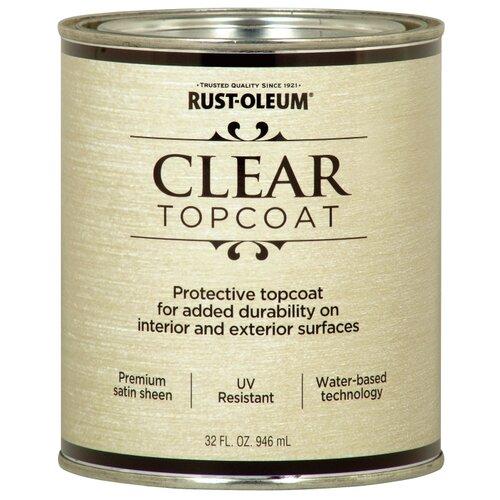 Лак Rust-Oleum Clear Topcoat