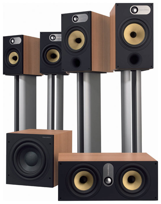 Bowers & Wilkins 685 Theatre