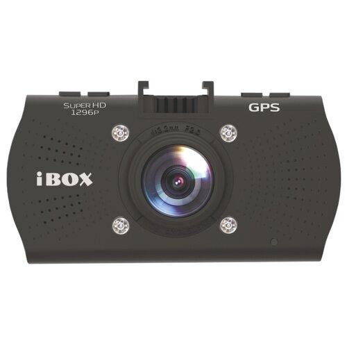 Видеорегистратор iBOX Combo GTS, GPS черный