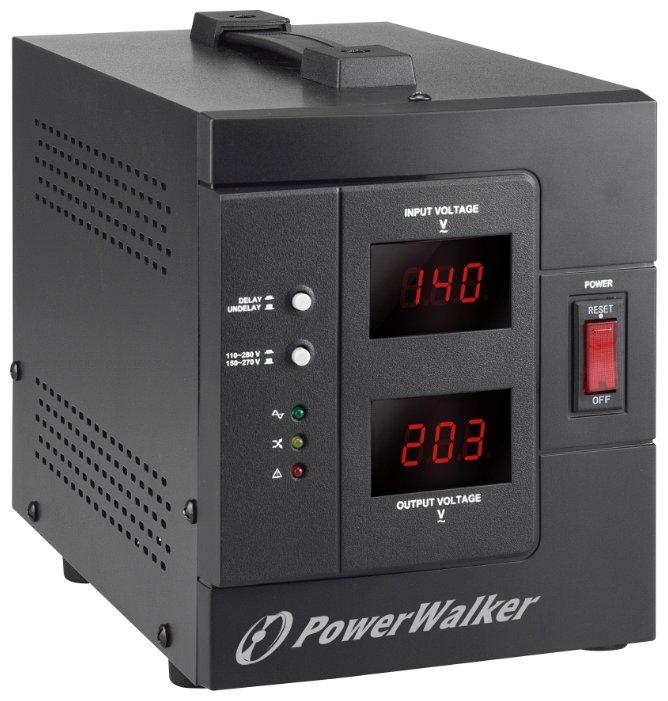 Стабилизатор напряжения PowerWalker AVR 1500 SIV/FR