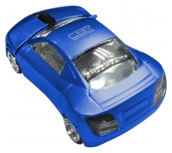 Мышь CBR MF 500 Cosmic Blue USB