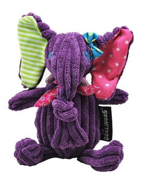 Мягкая игрушка Deglingos Слонёнок Sandykilos 15 см