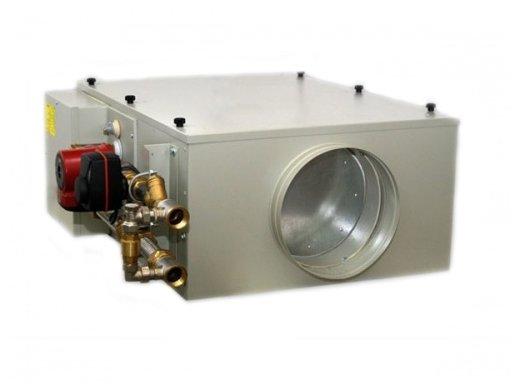 Вентиляционная установка Breezart 550 Aqua