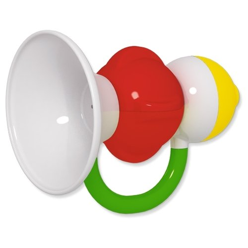 Купить Stellar дудочка 01915 белый/красный/желтый/зеленый, Детские музыкальные инструменты
