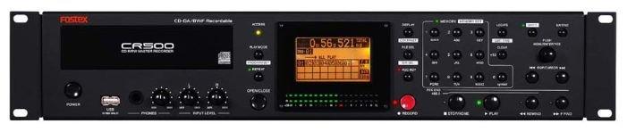 CD-рекордер Fostex CR500