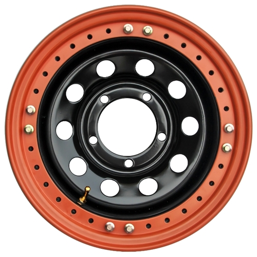 Колесный диск Off-Road-Wheels УАЗ 8x15/5x139.7 D110 ET-24 B/O