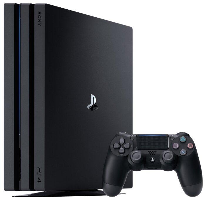 Игровая приставка Sony PlayStation 4 Pro — купить по выгодной цене на Яндекс.Маркете