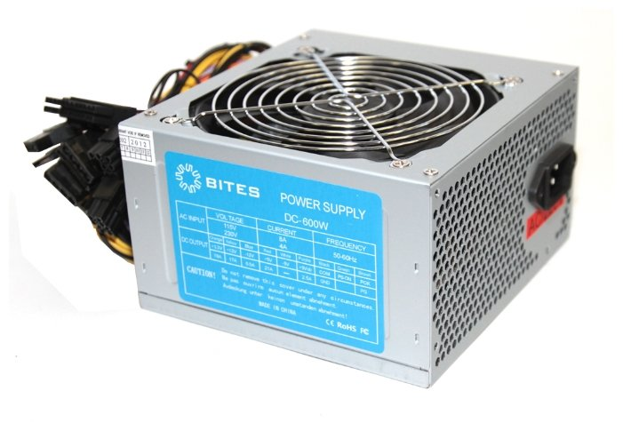 5bites POWER DAM 600W