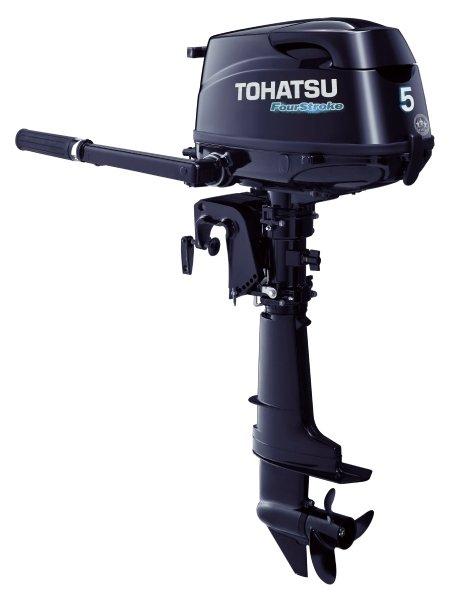 Tohatsu MFS 5C SL