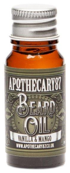 Apothecary 87 Масло для бороды Vanilla