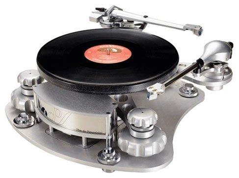 Виниловый проигрыватель EAR Master Disc