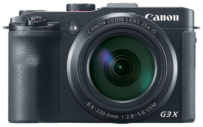 Canon Power Shot G3 X Black