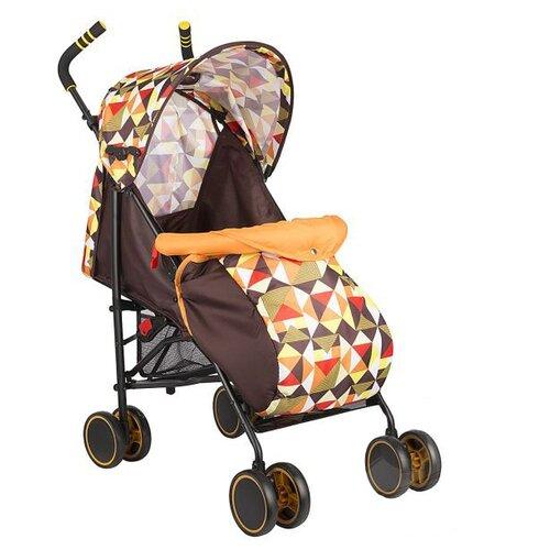Прогулочная коляска Tizo Victory оранжевыйКоляски<br>