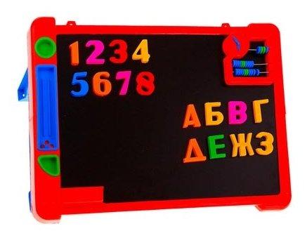 Доска для рисования детская Эра Магнитишка Тип 4 (С-75)