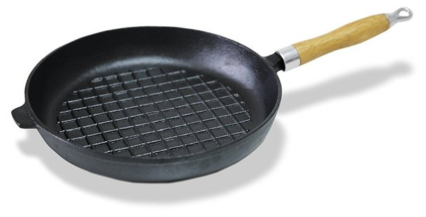 Сковорода-гриль Fissman 4096 27 см