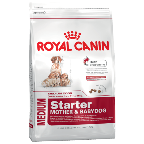 Royal Canin Medium Starter Mother & Babydog (20 кг) Корма для собак