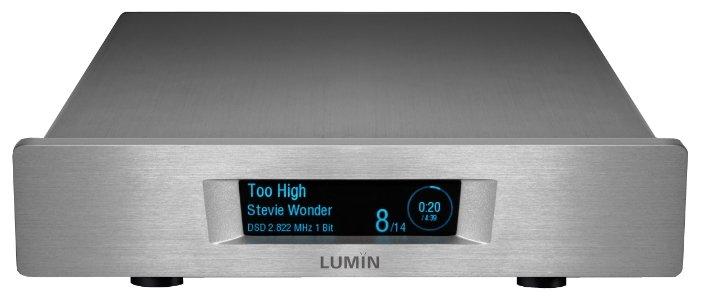 LUMIN Сетевой аудиоплеер LUMIN D1