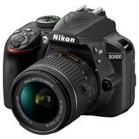 Nikon Зеркальный фотоаппарат  D3400 Kit
