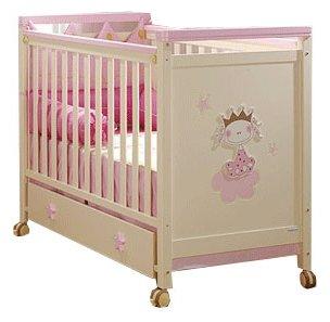 Кроватка Micuna Princesse