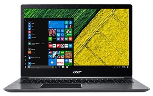 Ноутбук Acer SWIFT 3 (SF315-51G-59BF) (Intel Core i5 7200U 2500 MHz/15.6