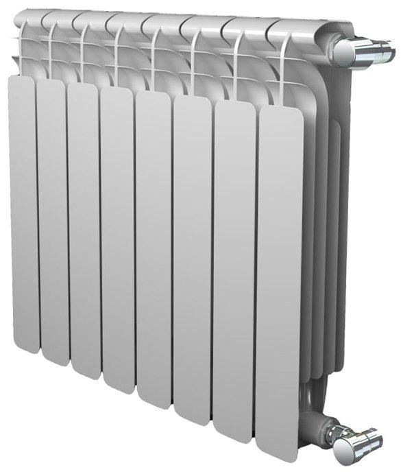 Радиатор секционный биметаллический Sira Ali Metal 500