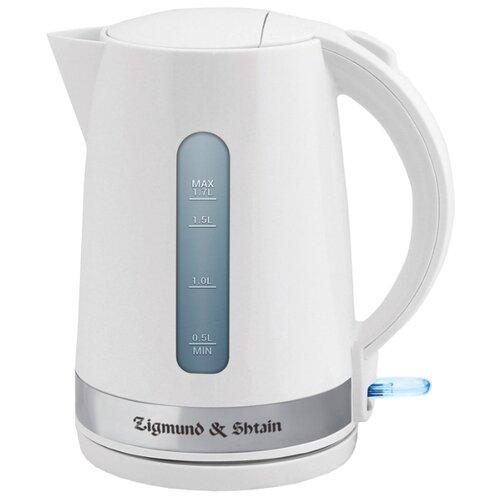 Чайник Zigmund & Shtain KE-617, белый