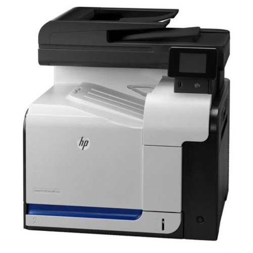 Фото - МФУ HP LaserJet Pro 500 color MFP M570dn черный/белый мфу hp color laserjet pro m479fnw mfp