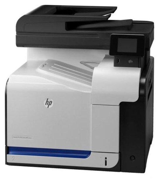 HP МФУ HP LaserJet Pro 500 color MFP M570dn