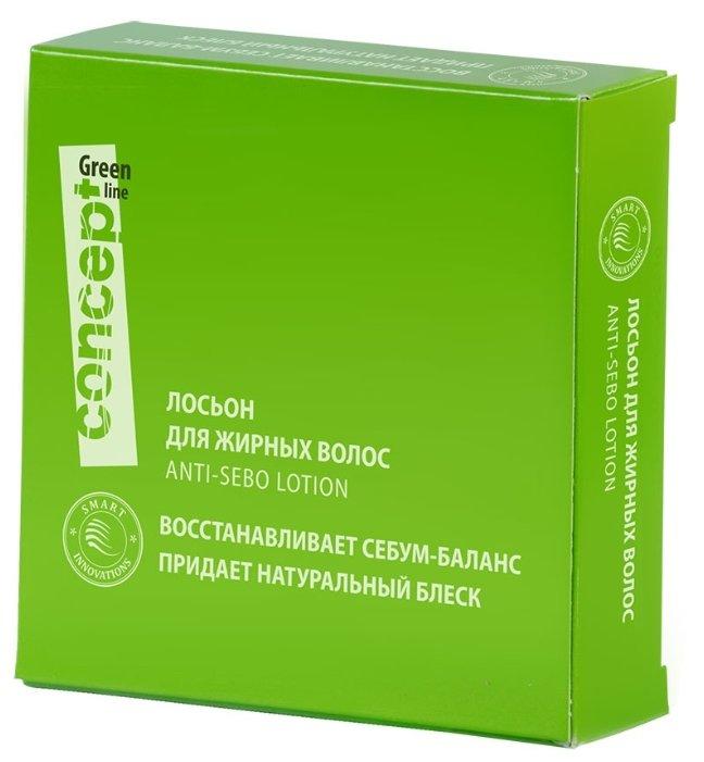Concept Green Line Лосьон для жирных волос