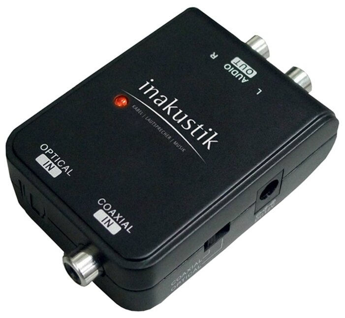 ЦАП Inakustik Star Audio Converter