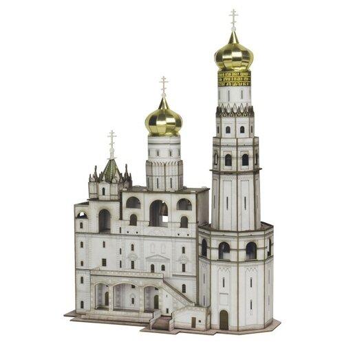 Сборная модель Умная Бумага Колокольня Иван Великий (326)