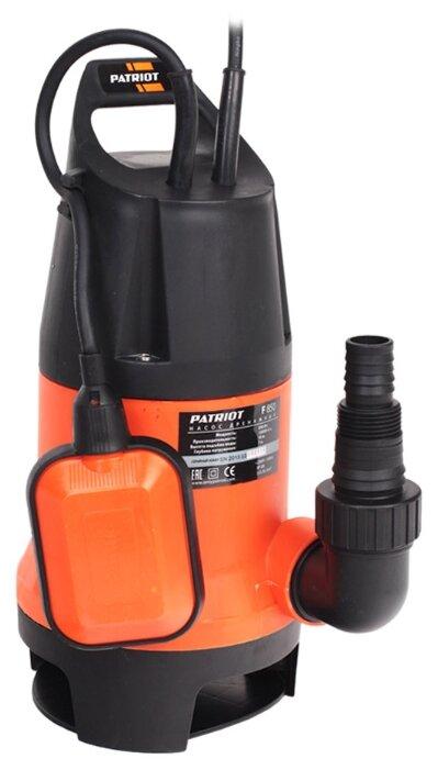 Дренажный насос PATRIOT F 850 (850 Вт)