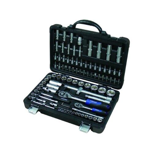 Набор автомобильных инструментов Forsage (94 предм.) 4941-5 черный набор инструментов forsage 41071