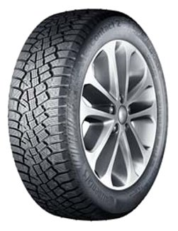 Автомобильная шина Continental IceContact 2 SUV 255/45 R20 105T