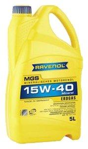 Моторное масло Ravenol MGS SAE 15W-40 5 л