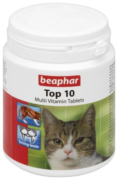 Добавка в корм Beaphar Top 10 Multi Vitamin для кошек,