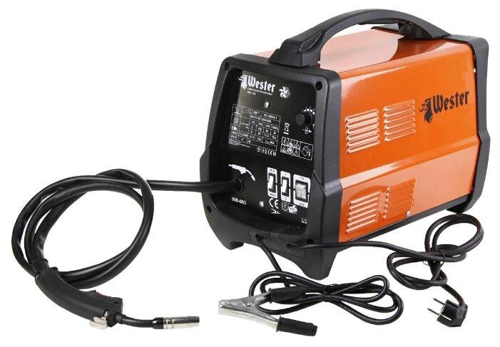 Сварочный аппарат Wester MIG 120 (MIG/MAG)
