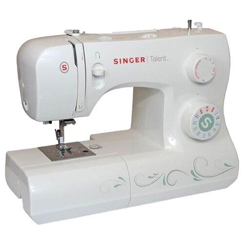 Швейная машина Singer Talent 3321, белый швейная машина singer 8280 p белый